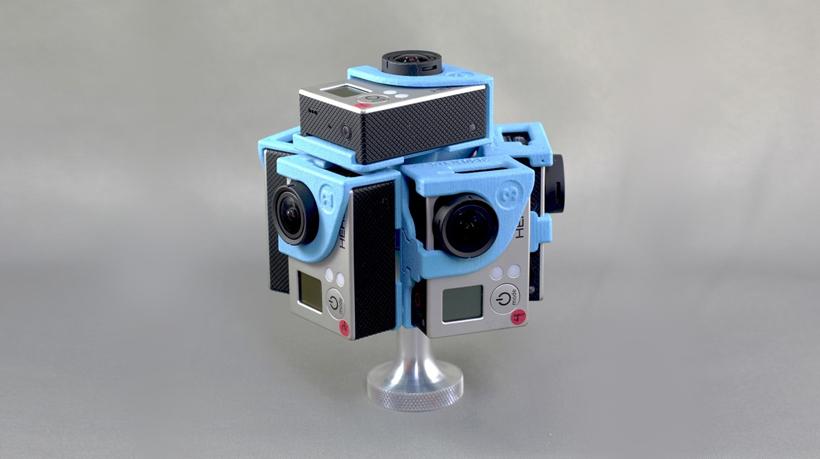 create vr video